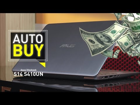 #WARBIASAH - Review Asus Vivobook S14 S410UN