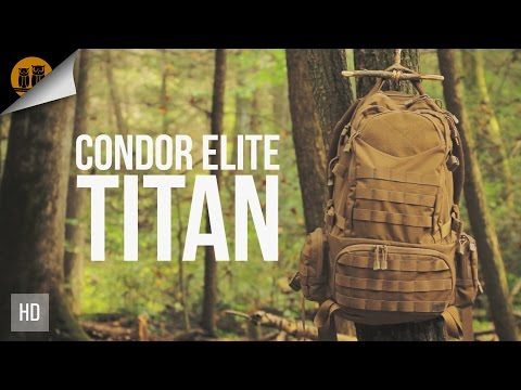 Condor Elite Titan Assault Pack | Tactical Backpack | Field Review