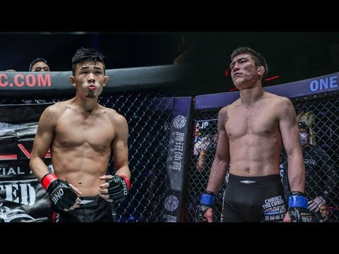 Shinya Aoki vs. Christian Lee | ONE: Corner To Corner