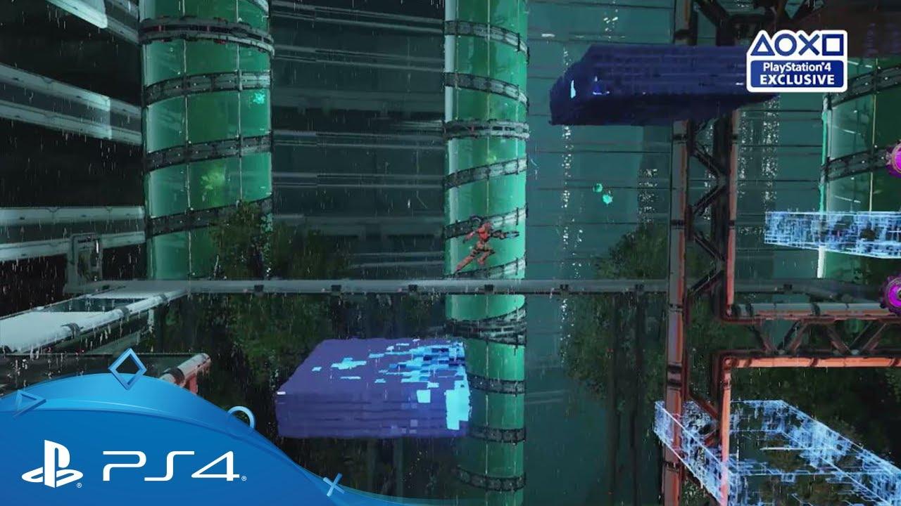 Matterfall se lanza el 15 de agosto, este es el primer tráiler de su gameplay