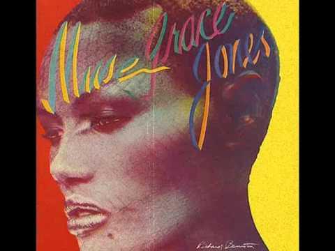 Grace Jones - Suffer