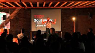 Who cares about voting nowadays: Deanna Rodger at TEDxSouthwark