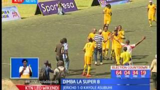 Kawangware United yacharaza Zamalek kwenye Dimba la Super 8
