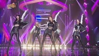 [HOT] Dalshabet - B.B.B(Big Baby Baby), 달샤벳 - 비비비, Show Music core 20140201