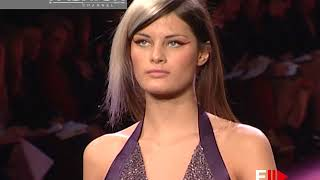 BCBG MAXAZRIA Spring Summer 2001 New York - Fashion Channel