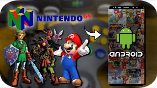 How to Play N64 Games on your Android 2020 - EASY *UPDATED*
