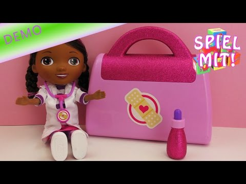 Doc Mc Stuffins Arzttasche - Disney Doctorbag deutsch