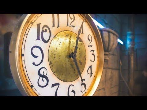 Трофейные часы. Реставрация циферблата напольных часов.