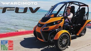 It's Finally Here! Arcimoto's Fun Utility Vehicle - Exclusive CEO Interview