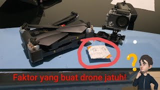 Drone MJX Bugs 4W + Action Cam Akaso + Kertas Busa