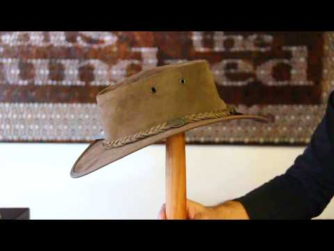 Barmah Hat Review 1061 Suede Hat Review- Hats By The Hundred