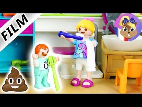 Film Playmobil en français | Emma ne veut pas se brosser les dents | Série pour enfants