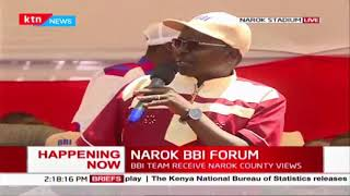 Lonyagapuo joins Narok BBI bandwagon, wants pastoralists issues addressed