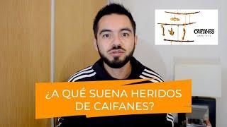 ¿A Qué Suena La Nueva Canción De Caifanes, Heridos?