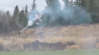 preview picture of video 'Colin Bell's Helicopter Insanity'