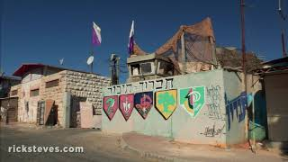 Thumbnail of the video 'Hebron: The Tense City of Abraham's Tomb'