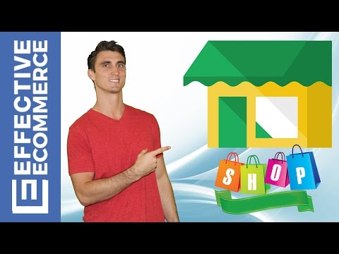 Ecommerce Course Starting an Online Store Part 1 of 7 - YouTube