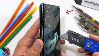 ZTE Axon 30 5G Durability Test - Under Display Cameras are getting Scary