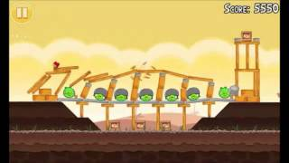 Angry Birds have a Sparta Remix