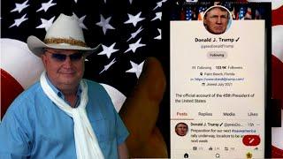Trump już jest na GETTR. Arizona i Prokurator. Lęki z Chicago. Frajer w trampkach. 8.7.2021