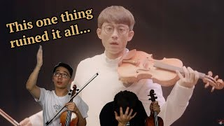 Chinese Drama Proves It's Not Enough To Hire a Violin Double...