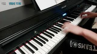 쉽고 귀여운 곡!! 바흐의 인벤션 10번 연주입니다^^