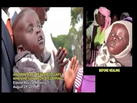 PODEROSO MILAGRO DE CREACION- Profeta Dr. David Owuor. Eldoret Kenia
