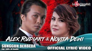 Download lagu Alex Rudiart Dan Novita Dewi Sungguh Berbeda Mp3