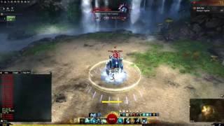 GW2: Guardian DPS Benchmarks Hammer (unrealistic / realistic)