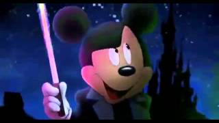 Happy Holidays! - Disneyland Paris E-Card 2012: Disney Paris 20th Extended Anniversary