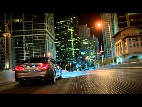 Infiniti  Q70 Седан класса E - рекламное видео 1