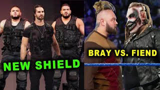 10 Big WWE Plans Rumored for 2020 - New Shield