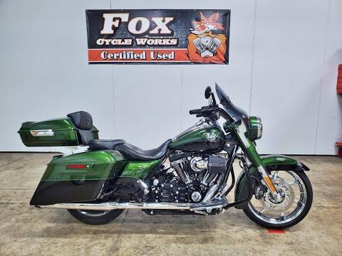 2014 Harley-Davidson CVO™ Road King® in Sandusky, Ohio - Video 1