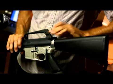 comment construire une arme a feu