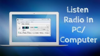 #OnlineRadio #PCRadio how to listen japan radio in VLC media player in PC