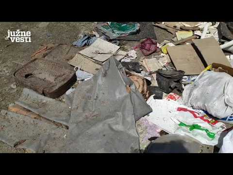 Zbog pražnjenja auto-čistilice, nesnosan smrad kod Čaira u Nišu