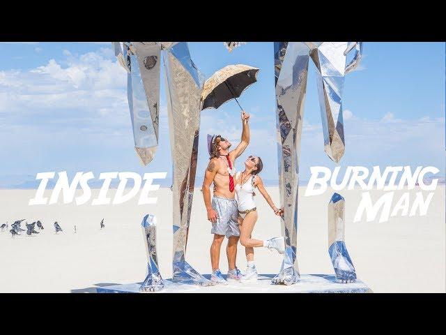 Фестиваль The Burning Man в 2020 году пройдет в виртуальной «Мультивселенной»