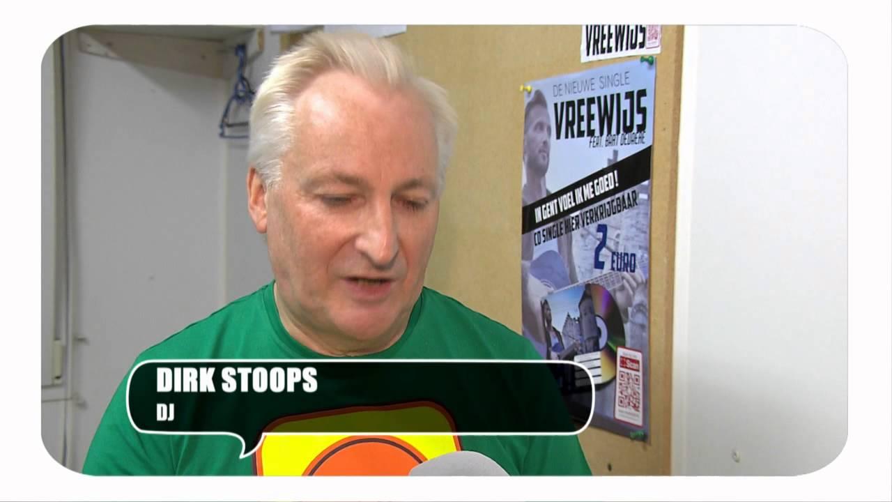 Gentse Feesten 2015 dag 8: De Tijdloze Party met DJ Dirk Stoops St.-Baafsplein Onder de draak