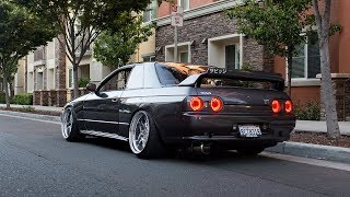 The R32 GTR Sounds So Much Better!
