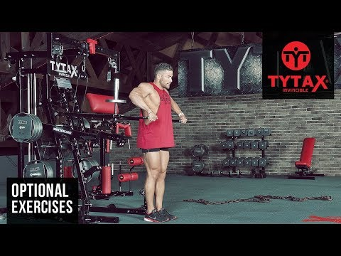 TYTAX® M2 ( Opt. JA ) | Lever Standing Upright Row