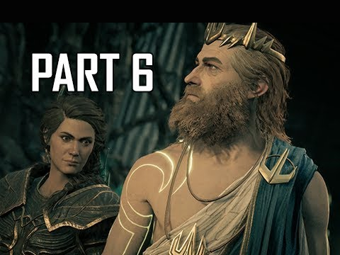 ASSASSIN'S CREED ODYSSEY The Fate of Atlantis Walkthrough Part 6 - Spartan Honour