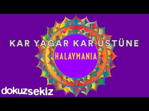 Murat Korkmaz - Kar Yağar Kar Üstüne (Halaymania Official Audio) Sözleri