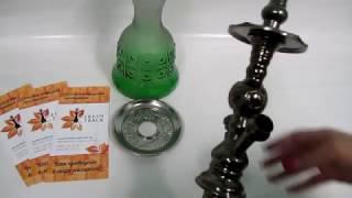 Кальян Khalil Mamoon Cora Beast Кора Бист, видеообзор 1