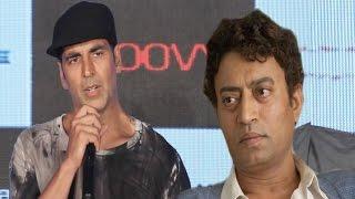 Akshay Kumar JOKES About Irrfan Khan AIB Video At Brothers Game Launch