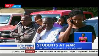 At least ten students injured in melee between Christians and Muslims at Jamhuri Secondary School