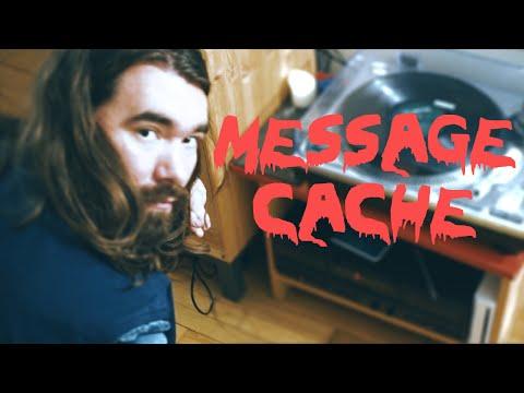 Message caché sur la cassette de Mickaël...