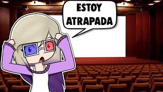 ESCAPA DEL CINE   Roblox Escape the Cinema en español