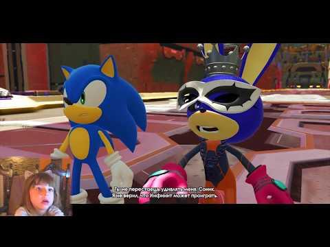 Sonic Forces final boss - ФИНАЛ. Прохождение для детей Часть 7