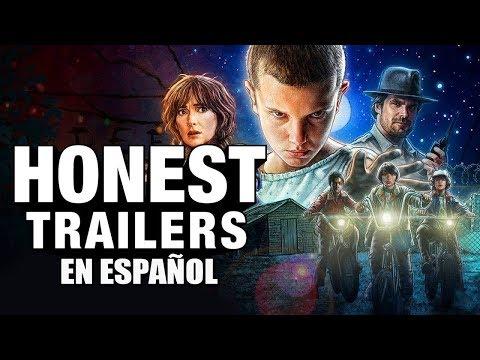 Stranger Things - Honest Trailers en Español