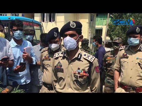 Kashmir police chief blames LeT for killing of BJP leader, kin in Bandipora